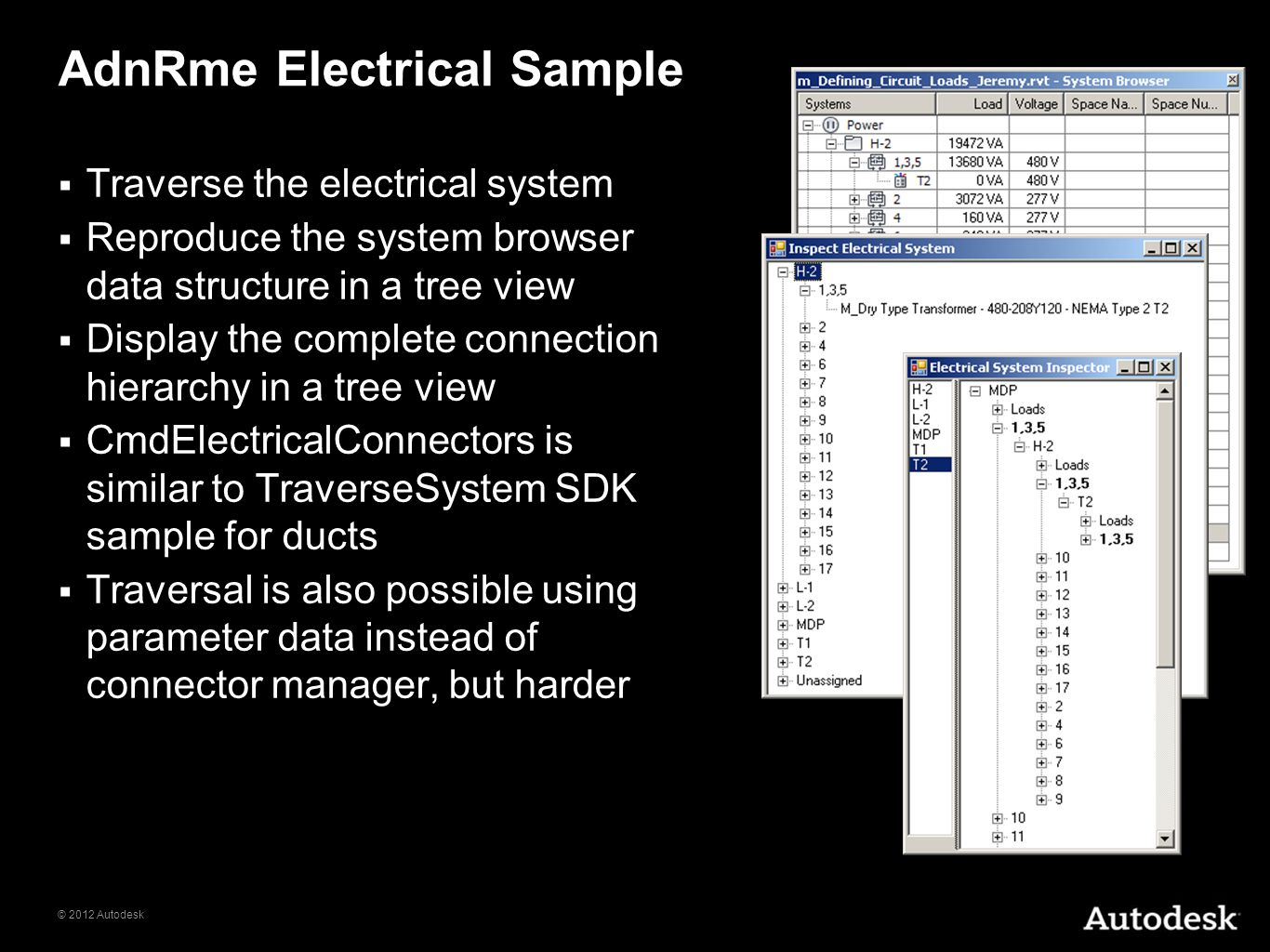 AdnRme Electrical Sample