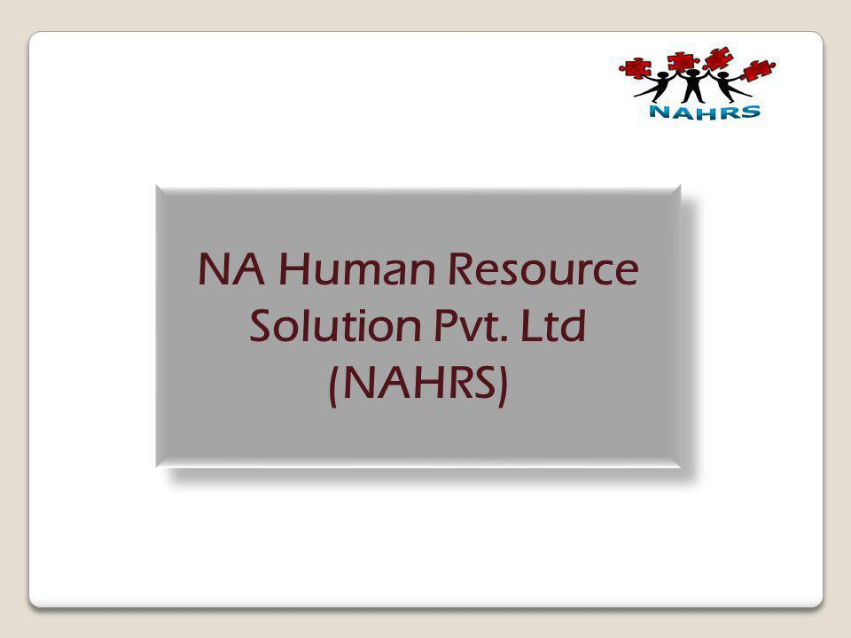 NA Human Resource Solution Pvt. Ltd