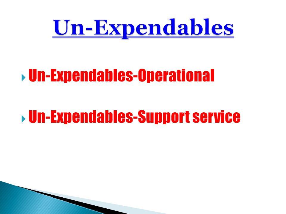 Un-Expendables Un-Expendables-Operational