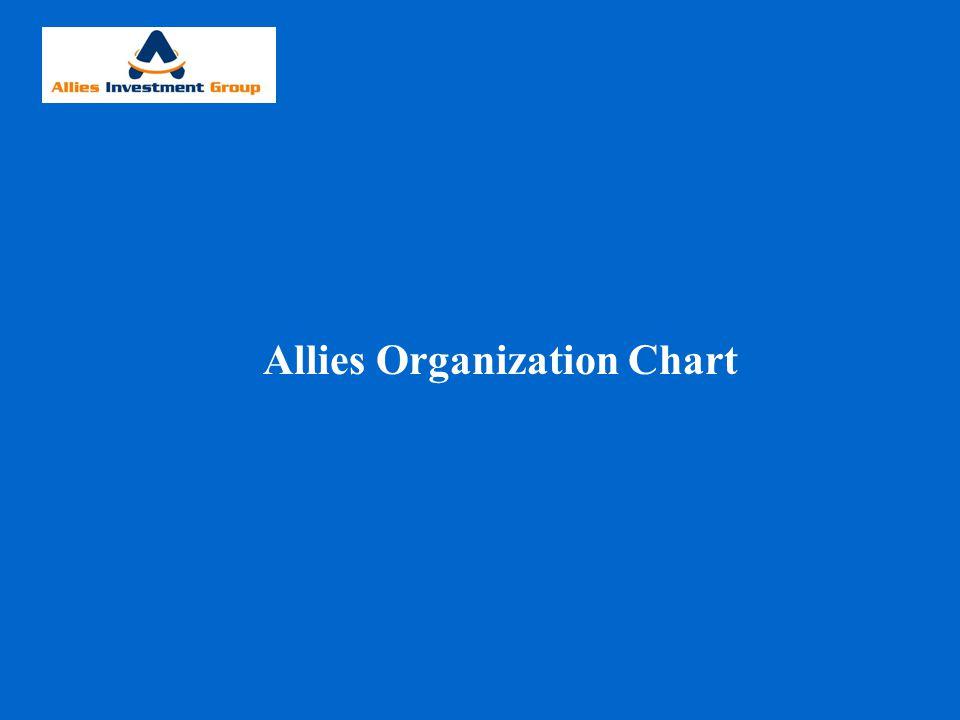 Allies Organization Chart