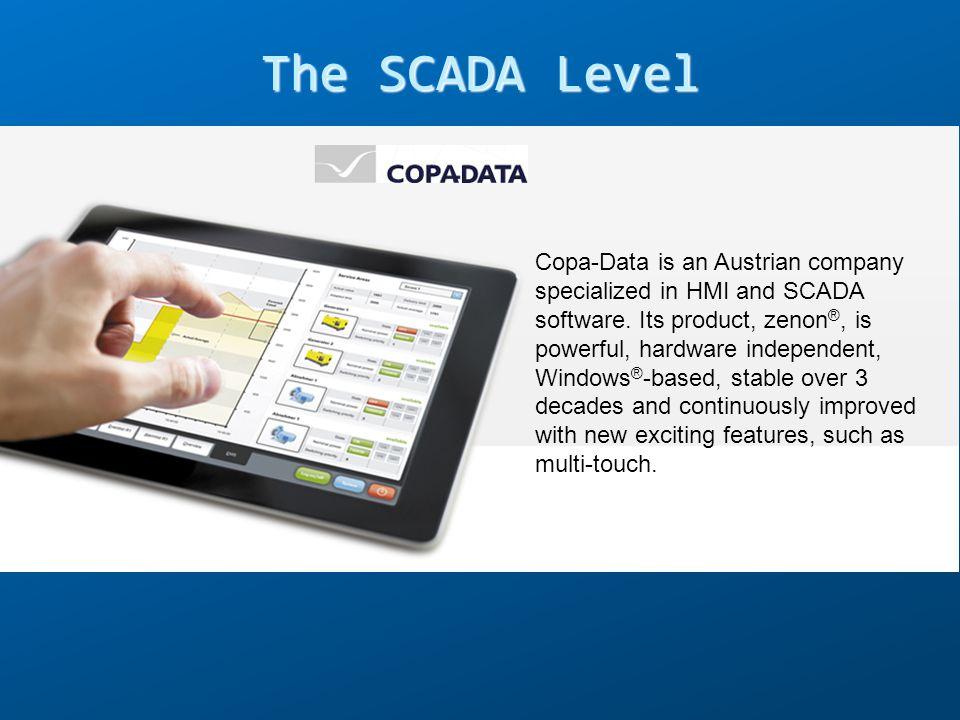 The SCADA Level