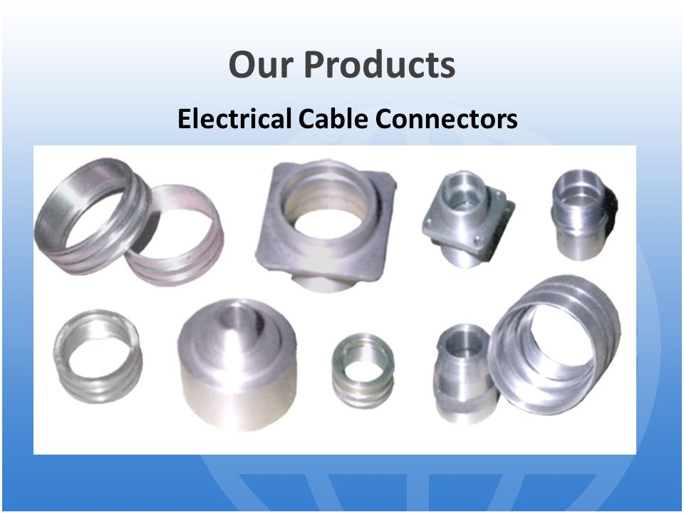 Electrical Cable Connectors