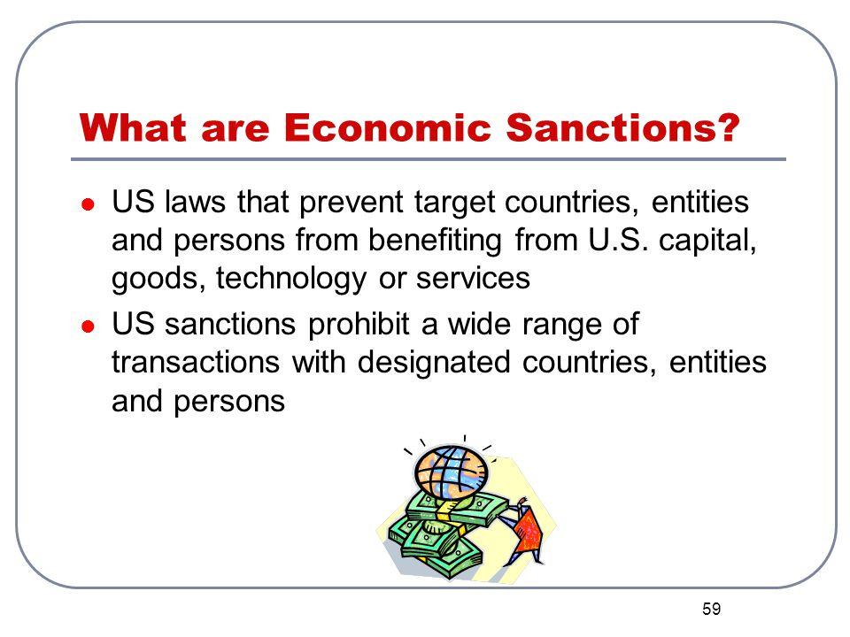What are Economic Sanctions