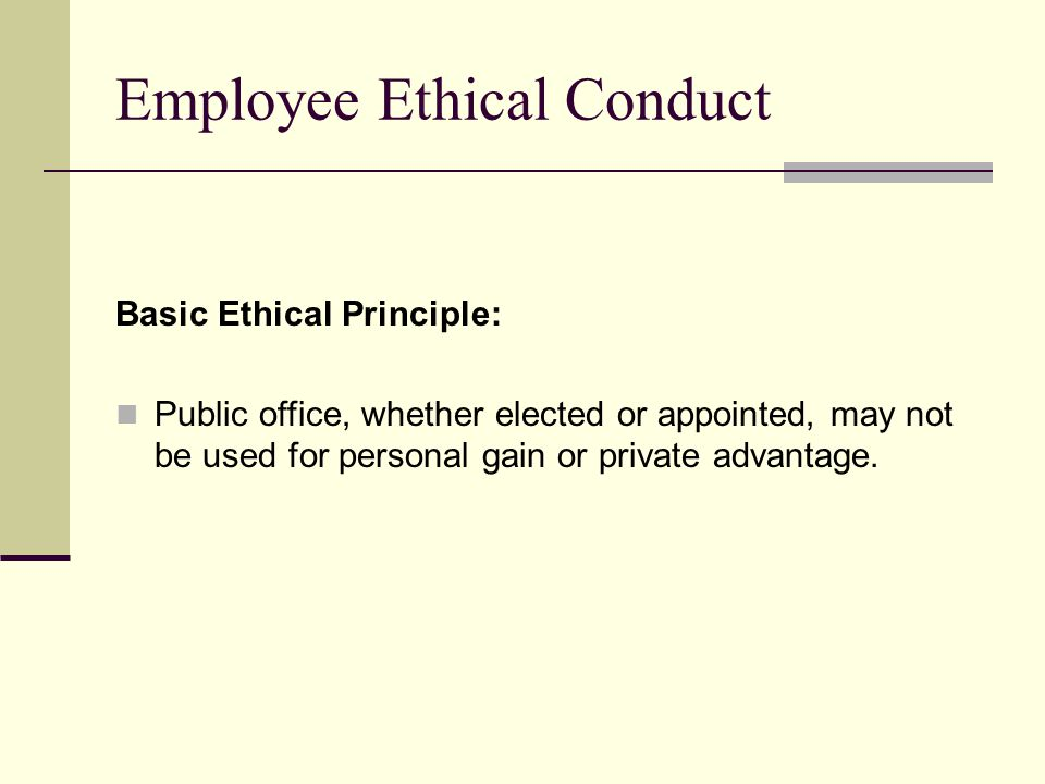 employees right as ethical principles in The american psychological association's ethical principles of psychologists and code of commitment to this ethics code and take steps to resolve the conflict in a responsible manner in keeping with basic principles of human rights psychologists who delegate work to employees.