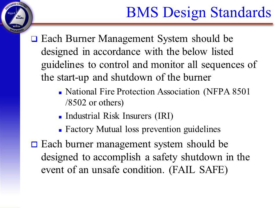 BMS Design Standards