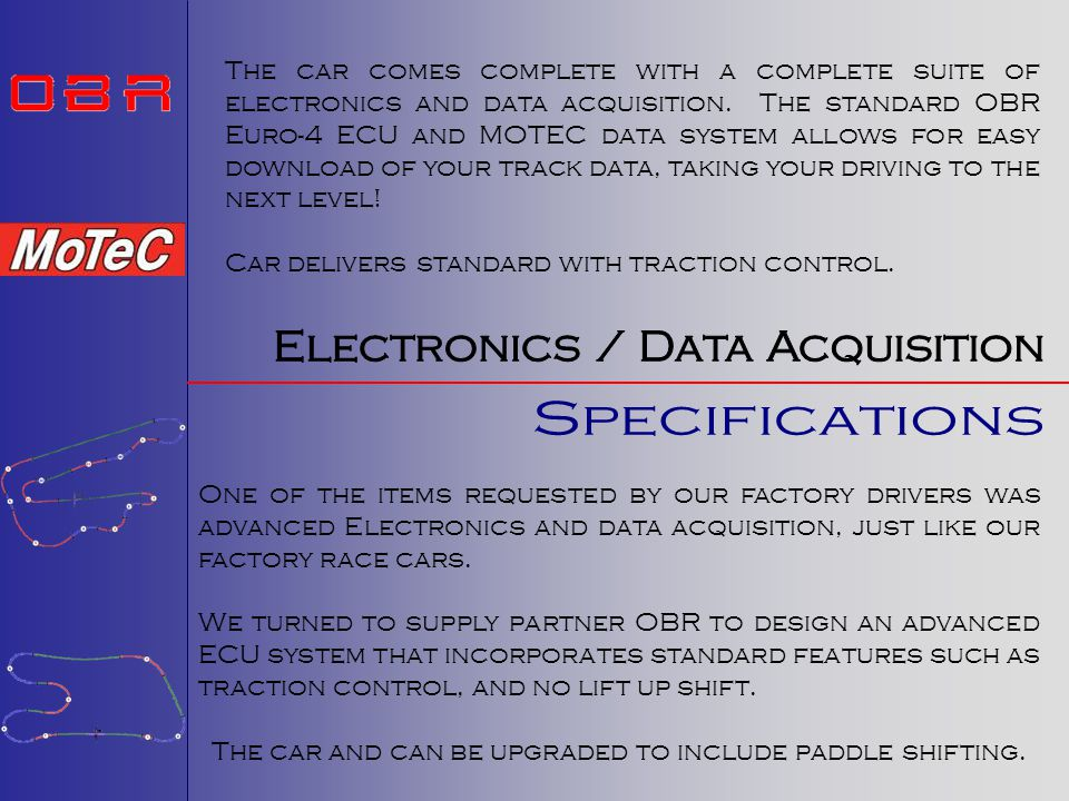 Electronics / Data Acquisition