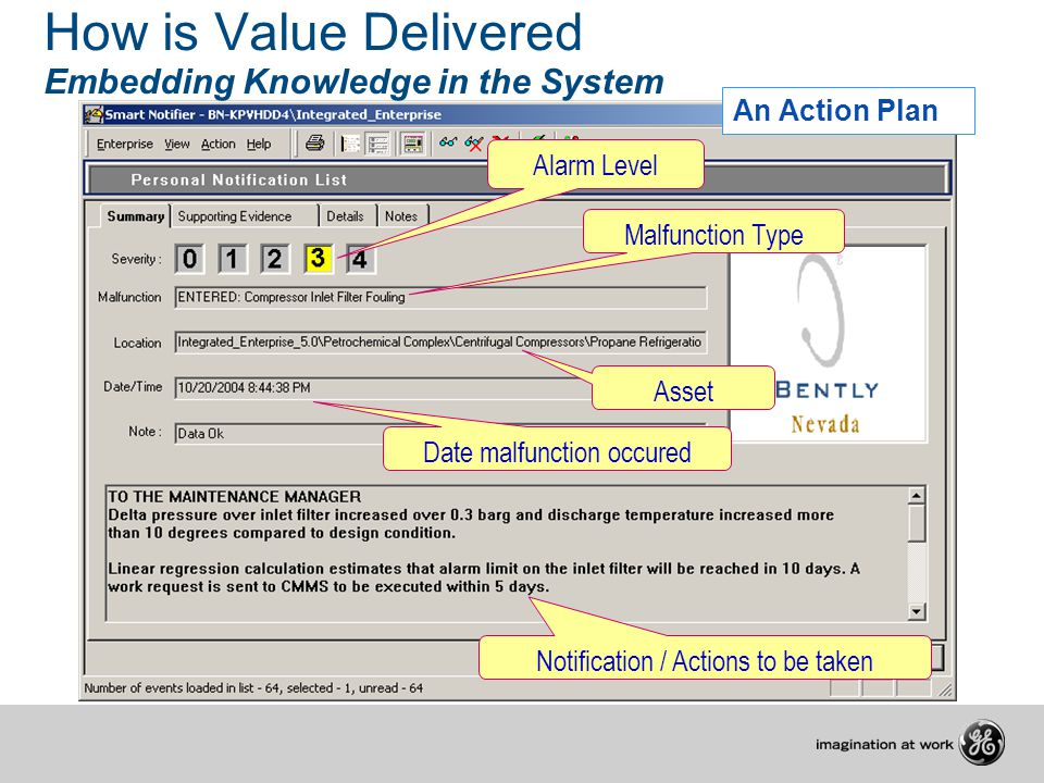 How is Value Delivered Embedding Knowledge in the System