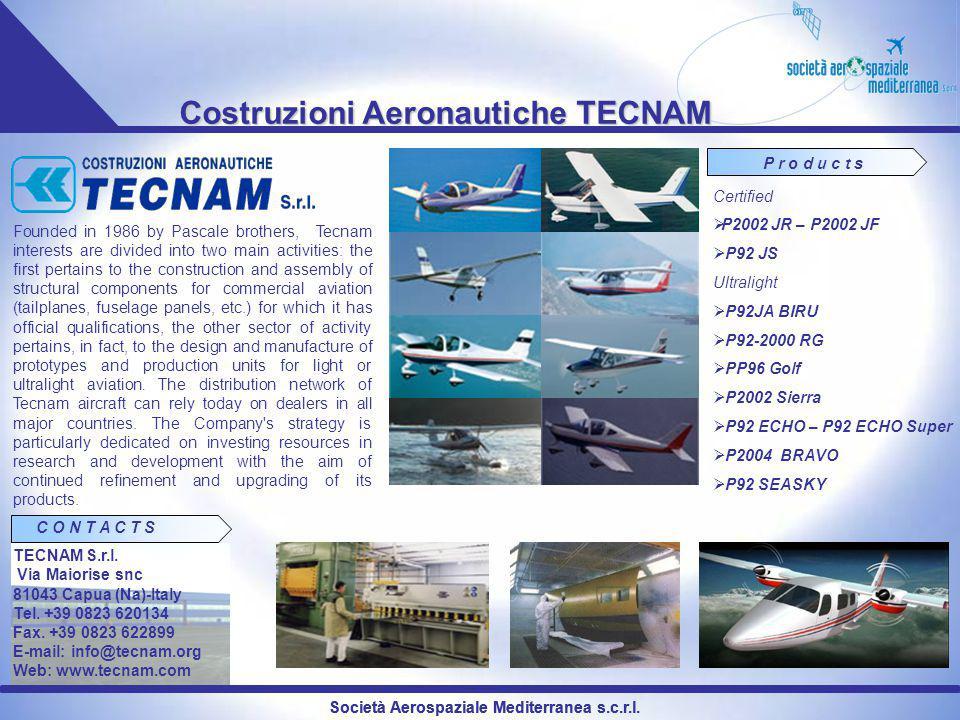 Costruzioni Aeronautiche TECNAM