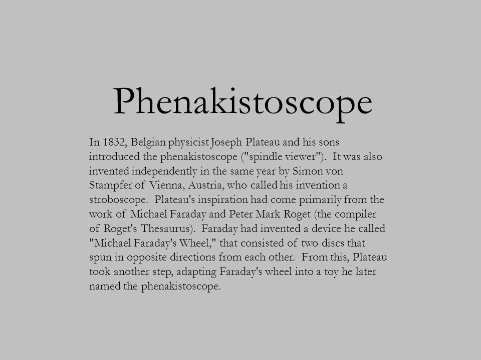 Phenakistoscope