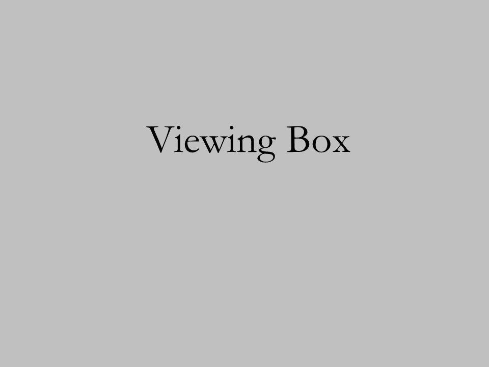 Viewing Box