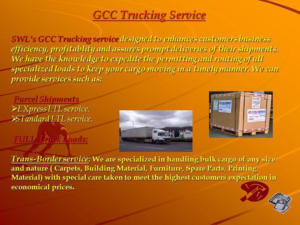 GCC Trucking Service
