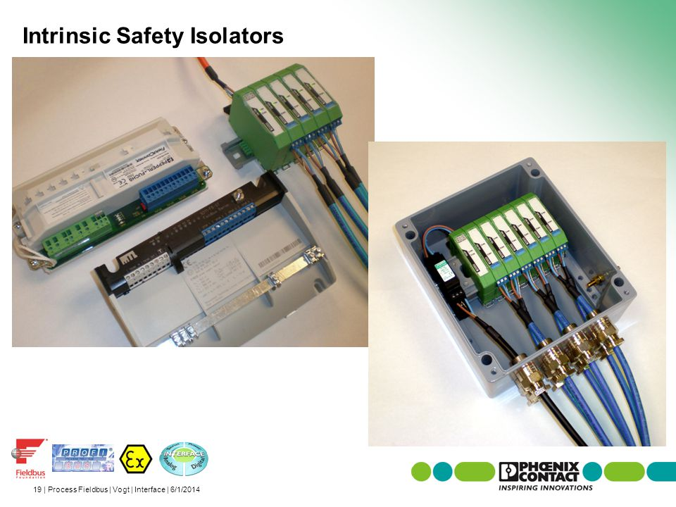 Intrinsic Safety Isolators