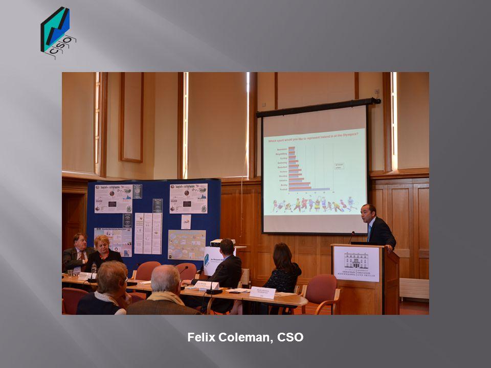 Felix Coleman, CSO