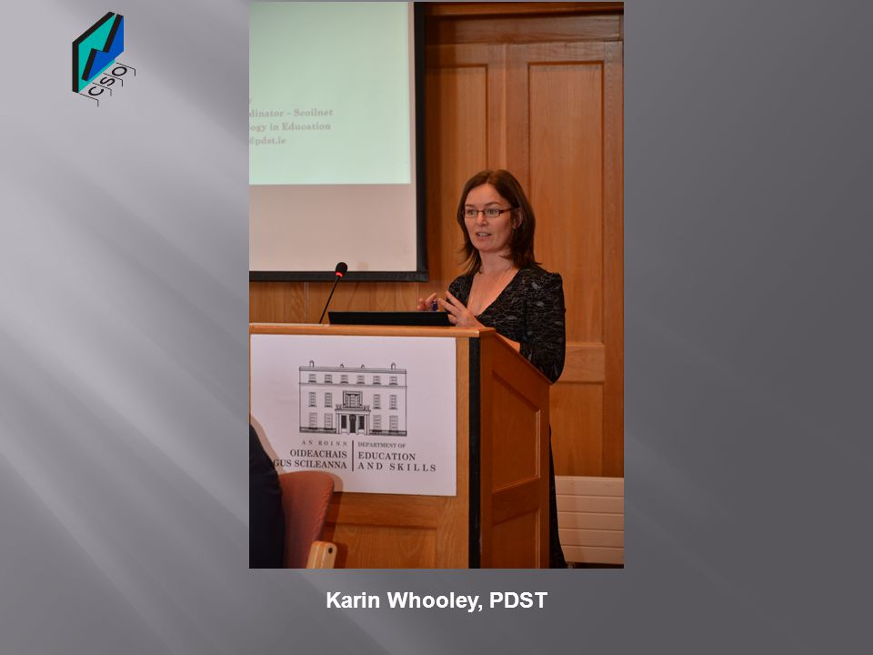 Karin Whooley, PDST