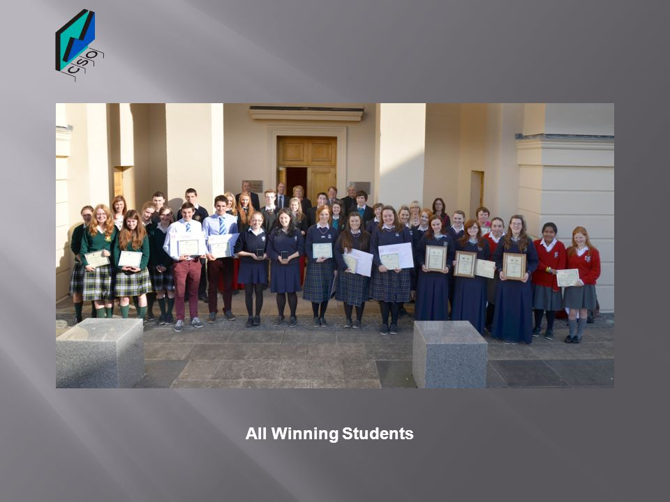 All Winning Students