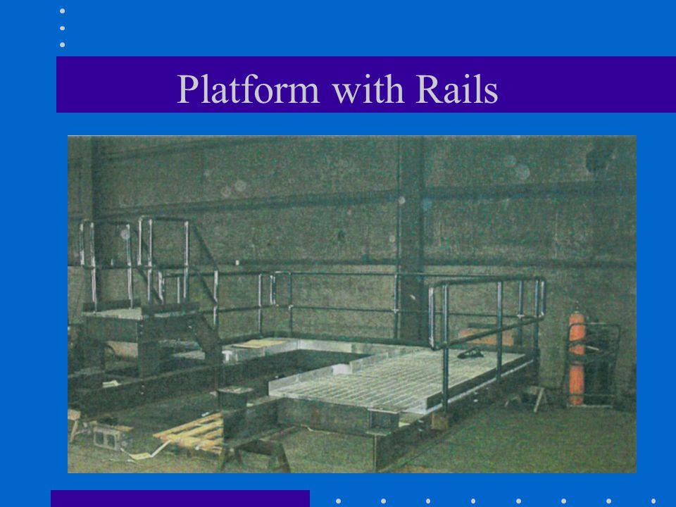 Platform with Rails