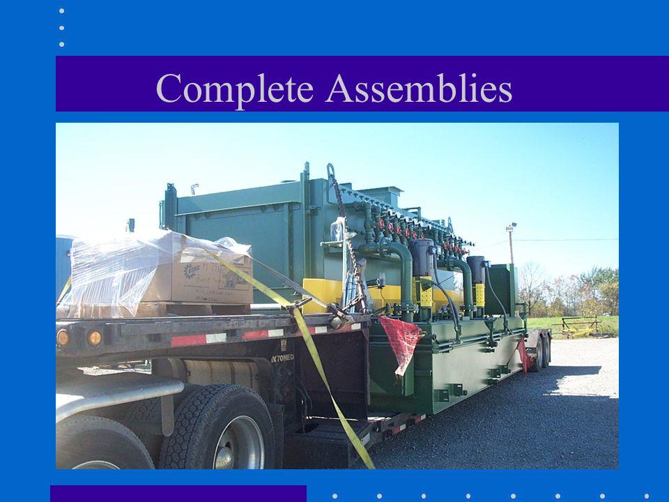 Complete Assemblies