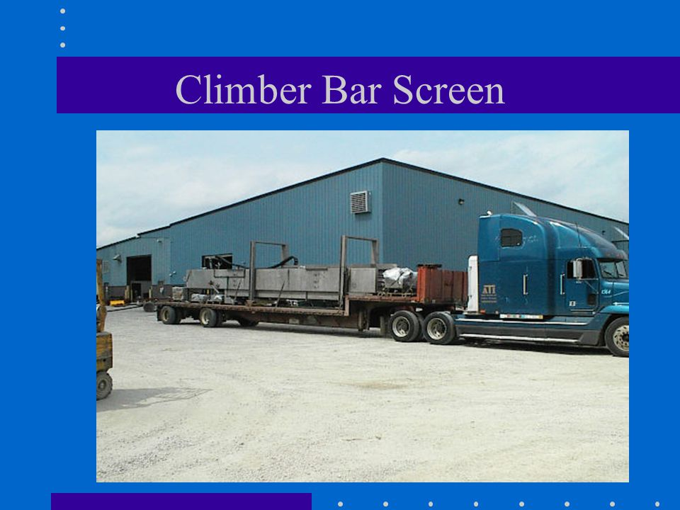 Climber Bar Screen