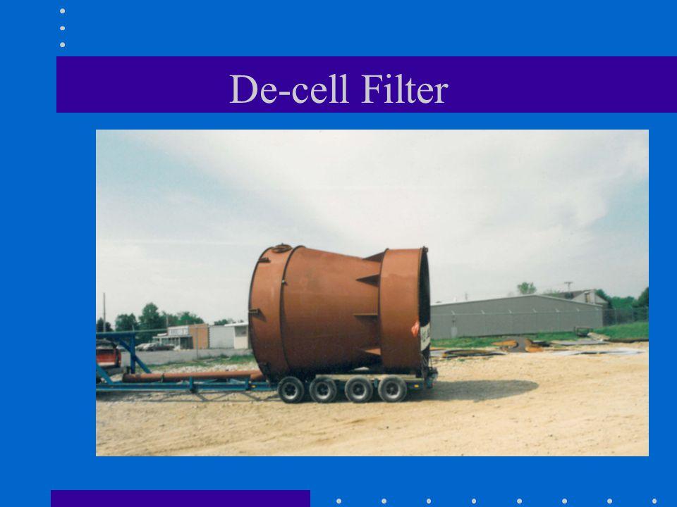 De-cell Filter
