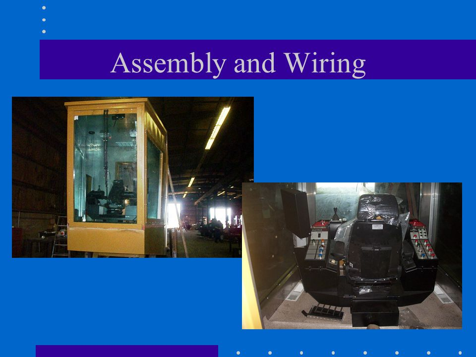 Assembly and Wiring