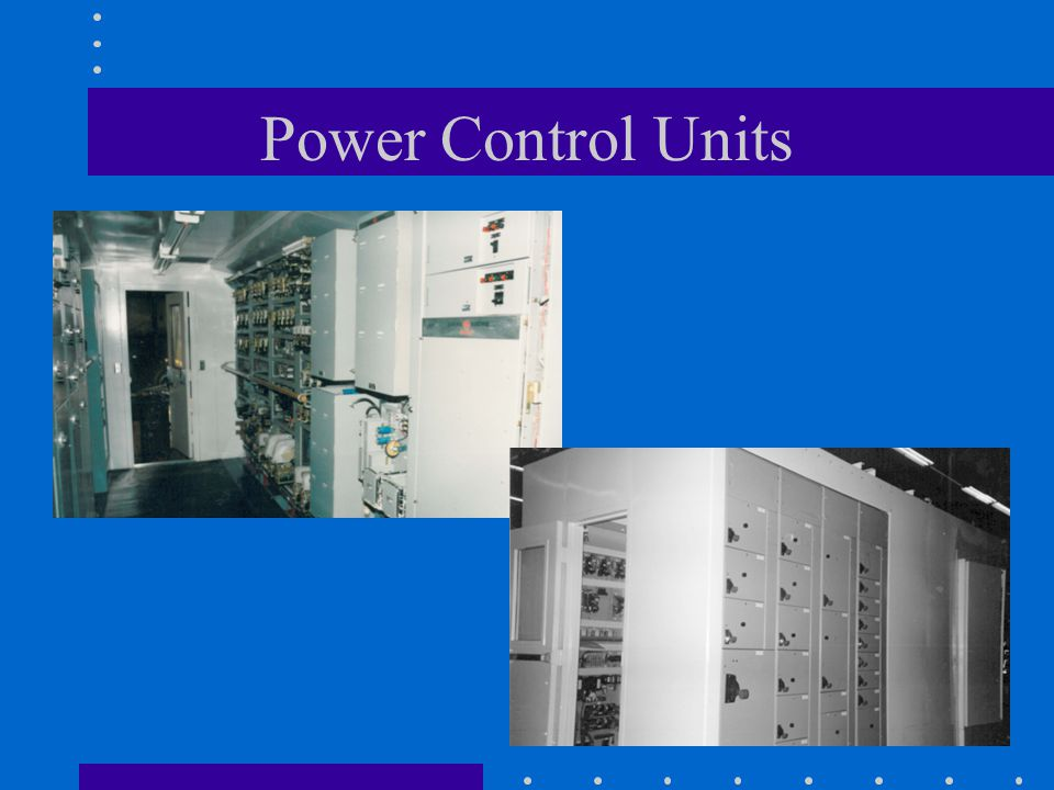 Power Control Units