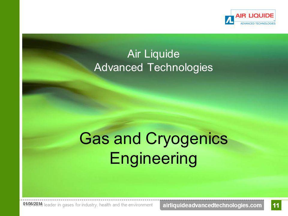 Gas and Cryogenics Engineering