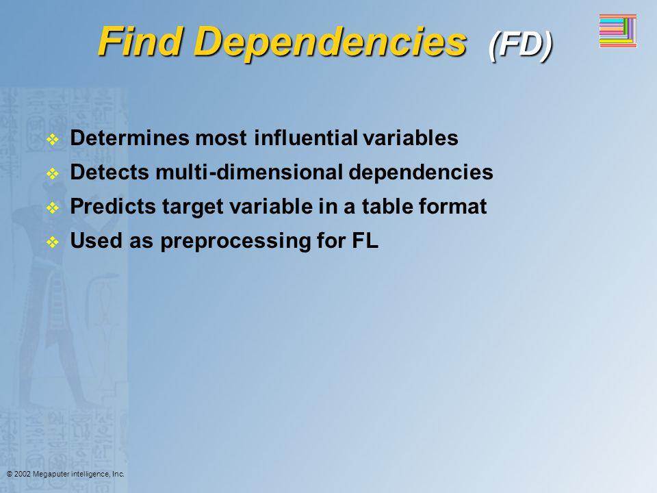 Find Dependencies (FD)