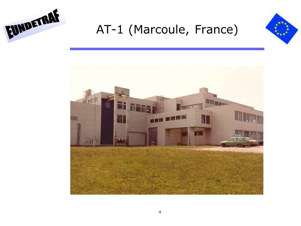 AT-1 (Marcoule, France)
