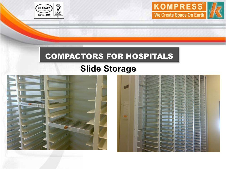 COMPACTORS FOR HOSPITALS