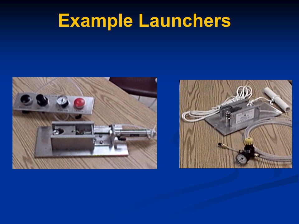 Example Launchers