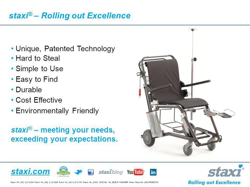 staxi® – Rolling out Excellence