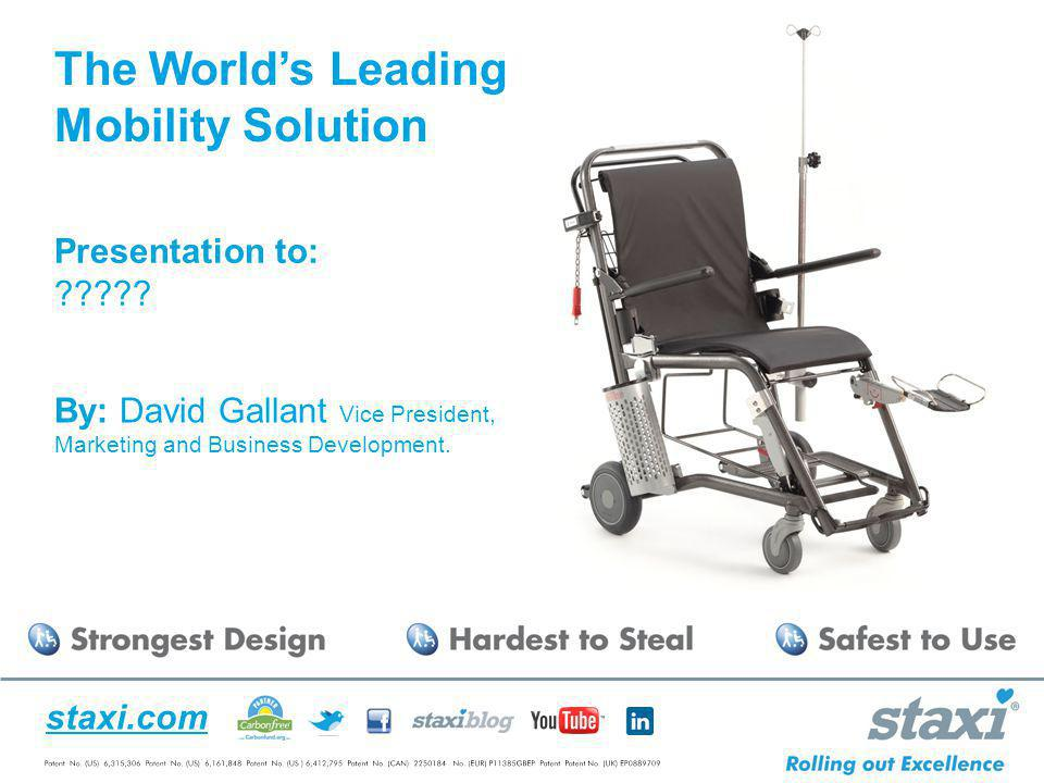 The World's Leading Mobility Solution