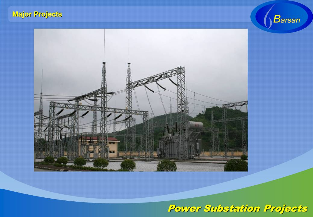 Power Substation Projects
