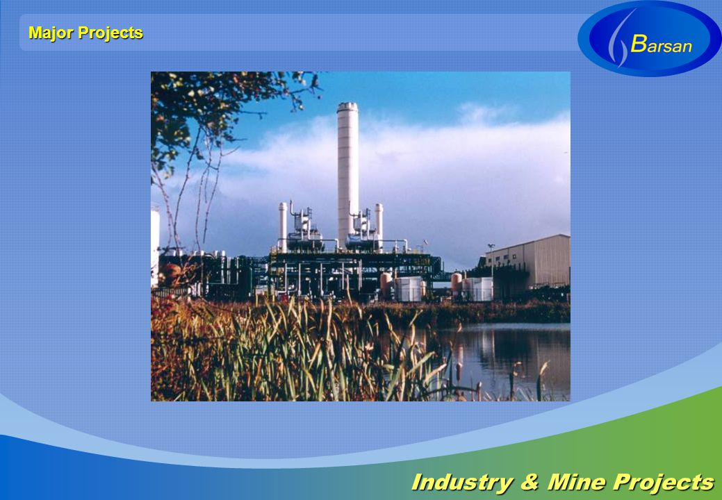 Industry & Mine Projects