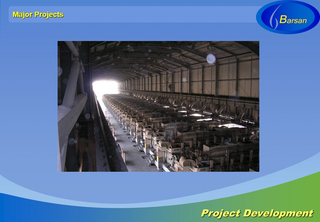 Major Projects Project Development