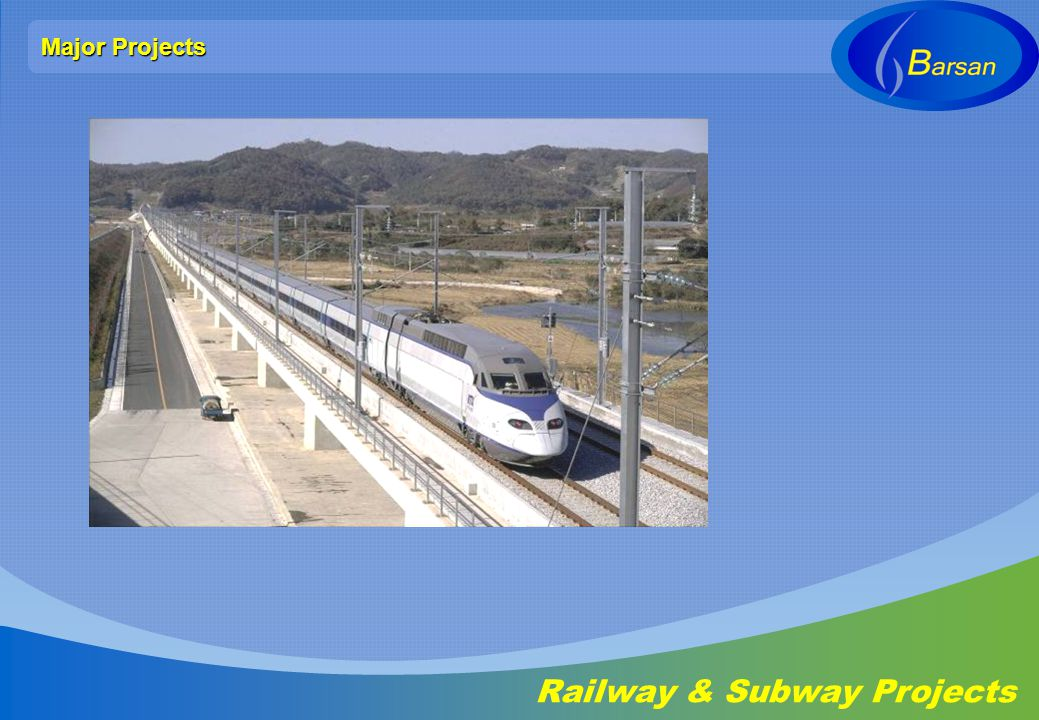 Railway & Subway Projects