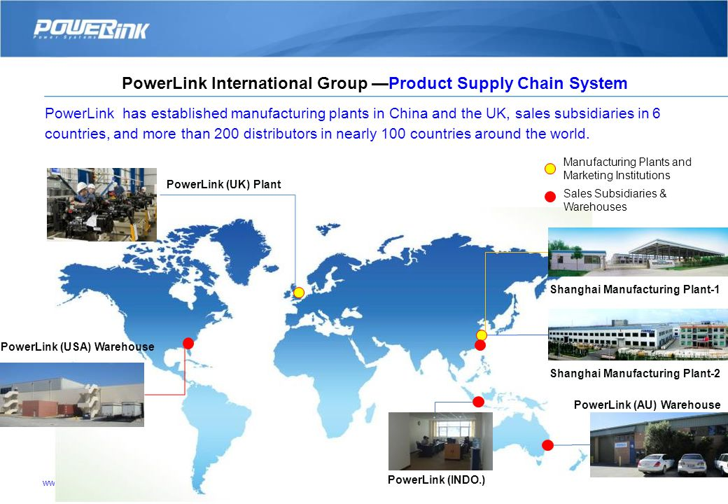 PowerLink International Group