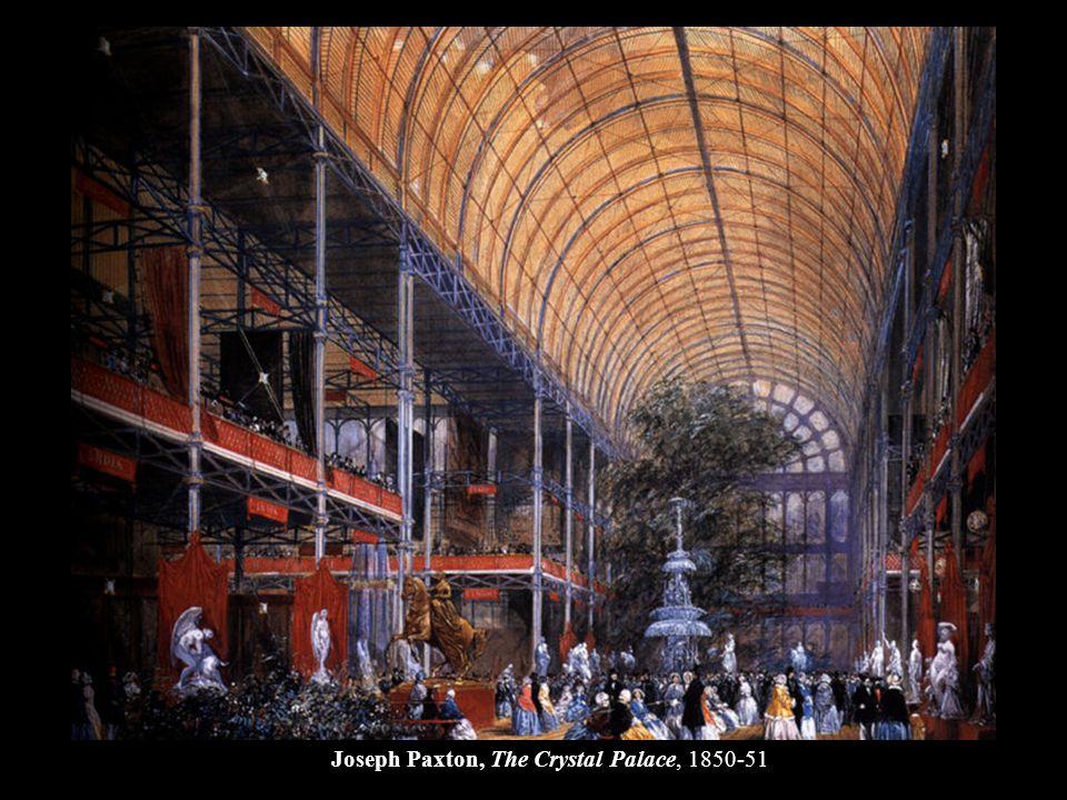 Joseph Paxton, The Crystal Palace, 1850-51