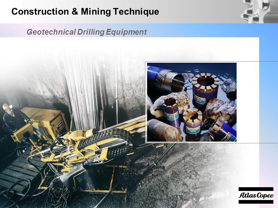 Construction & Mining Technique