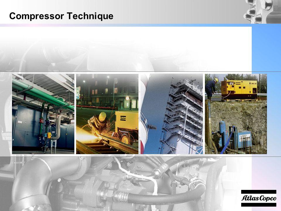 Compressor Technique Compressor Technique Business Area