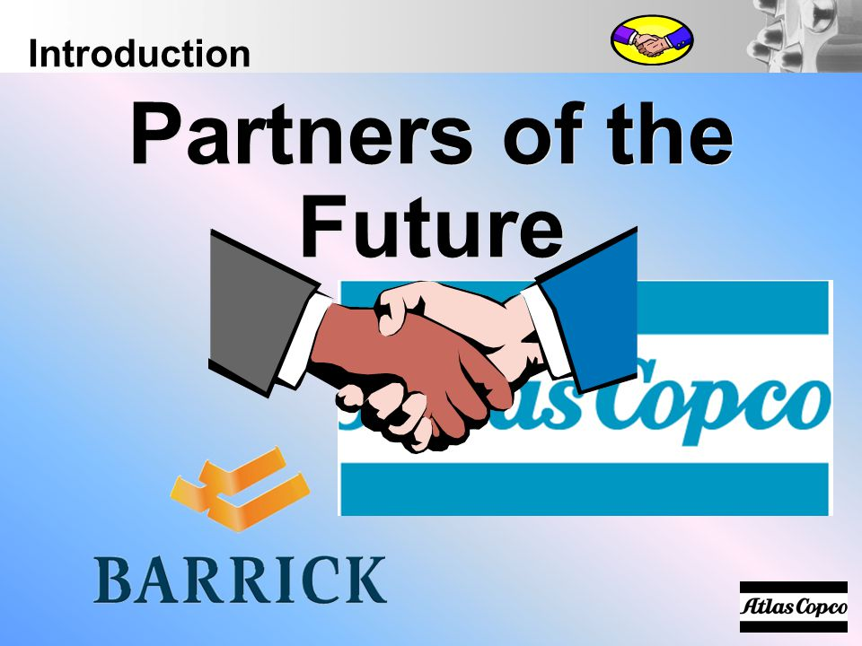 Introduction Partners of the Future