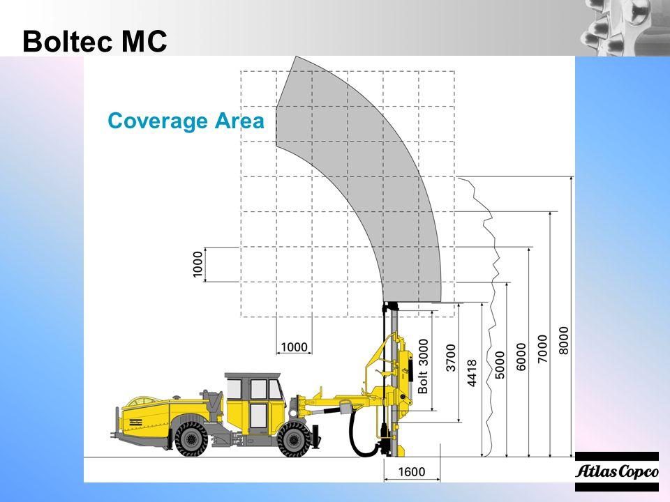 Boltec MC Coverage Area