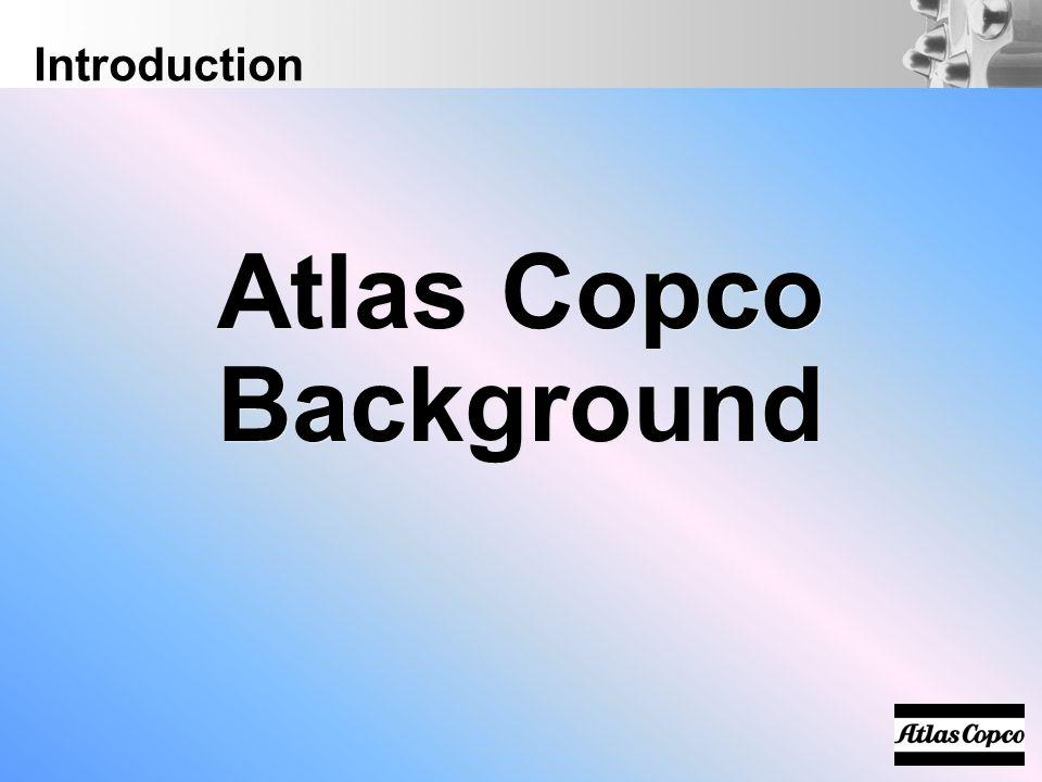 Atlas Copco Background