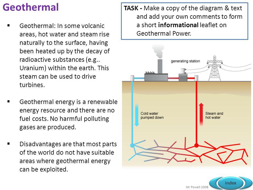 Geothermal Energy Jokes - Energy Etfs