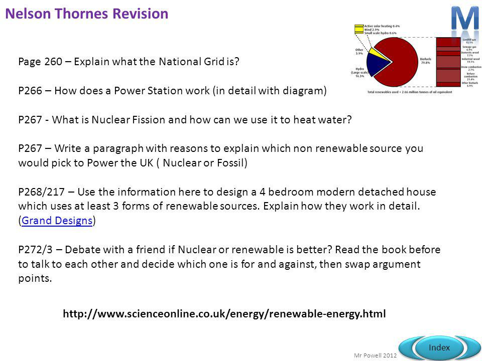 Nelson Thornes Revision
