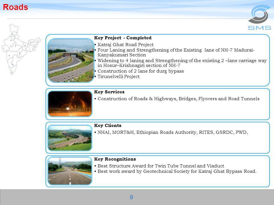 Roads Key Project - Completed Katraj Ghat Road Project