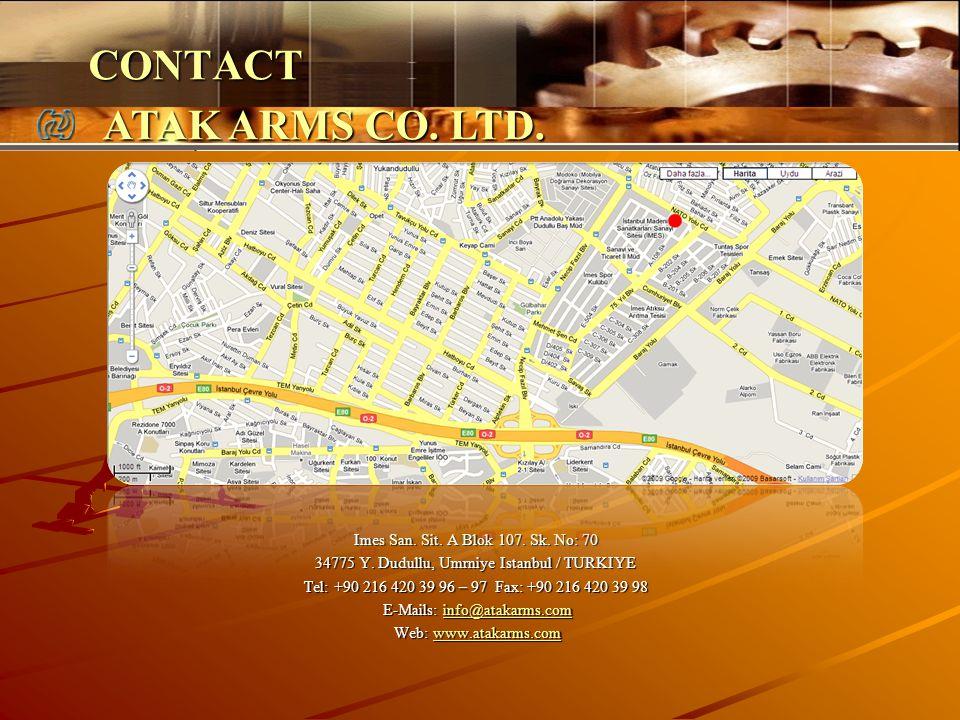 CONTACT ATAK ARMS CO. LTD.