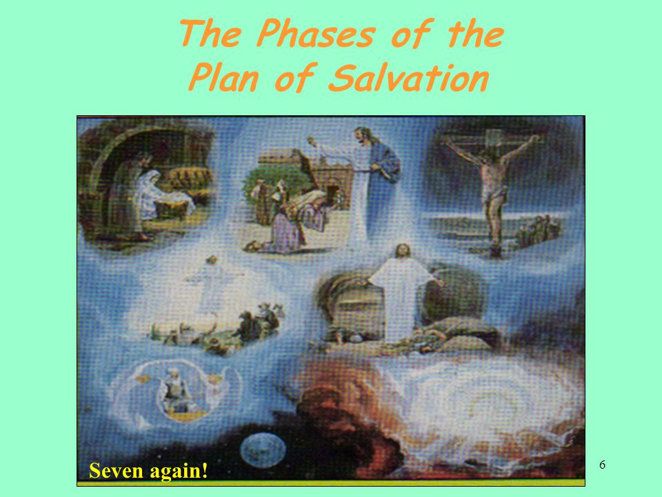 The Phases of the Plan of Salvation