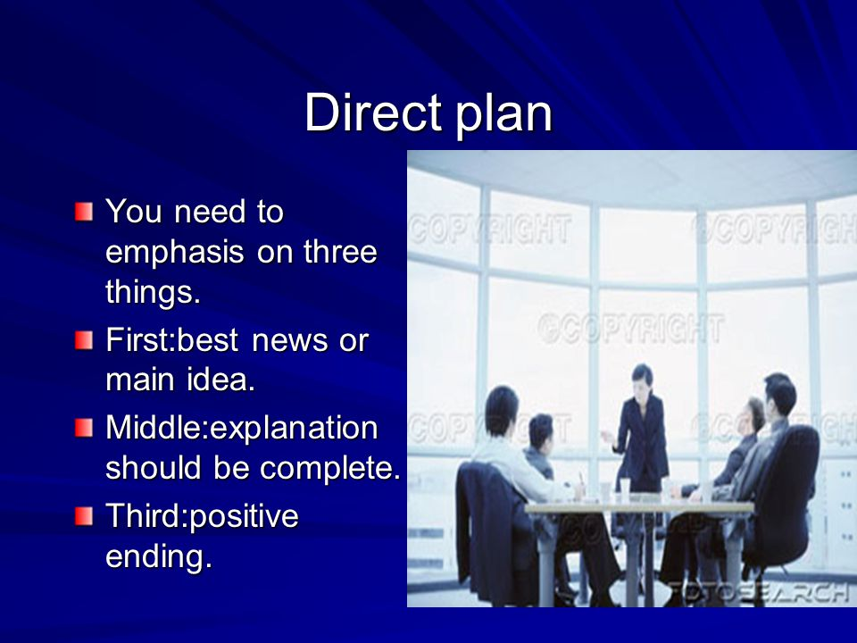 Direct plan You need to emphasis on three things.