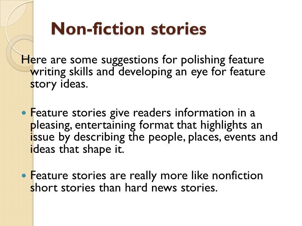 Narrative essays to read